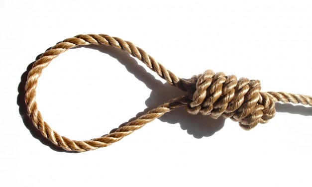 Gay teens hanged