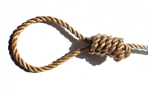Gay teens hanged